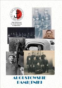okładka Augustowskie Pamiętniki
