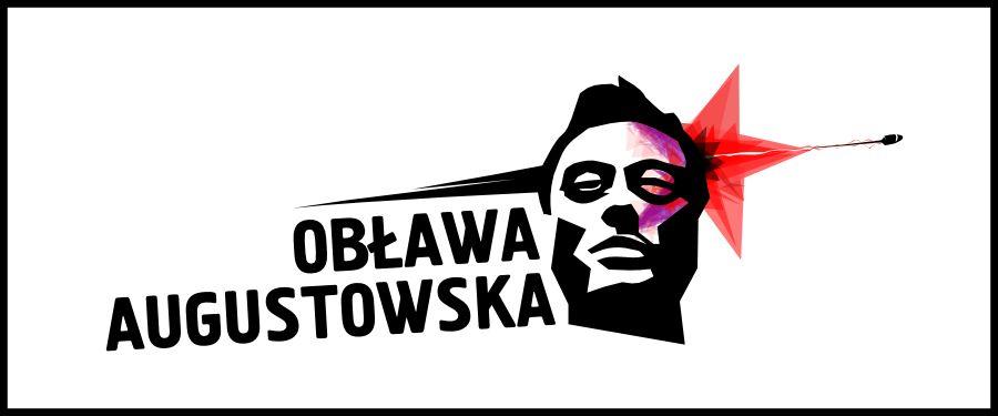 logo Obława Augustowska autor Michał Kaszlej